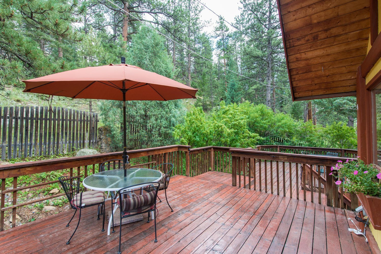 Enchanted Private Deck