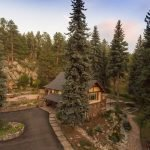 Aerial Shot of The Lodge