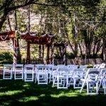 Pergola and Chairs