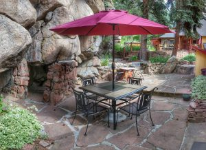 Bountiful Private Patio
