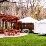 Pergola and Tent