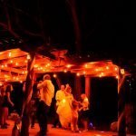 Pergola as Dance Floor