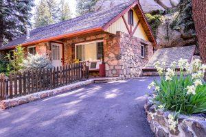 Bountiful Cabin Main Entrance