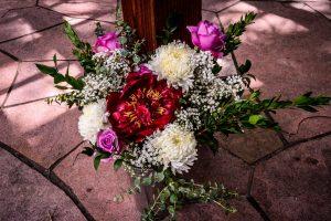 Flowers on the Pergola
