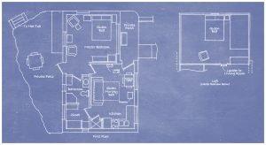 Bountiful Cabin Floor Plan