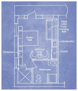 Carefree Room Floor Plan