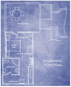 Enchanted Room Floor Plan