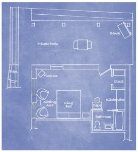 Gracious Room Floor Plan