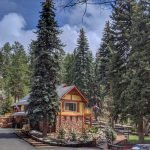 Main Lodge and Boulders - Spring 2019