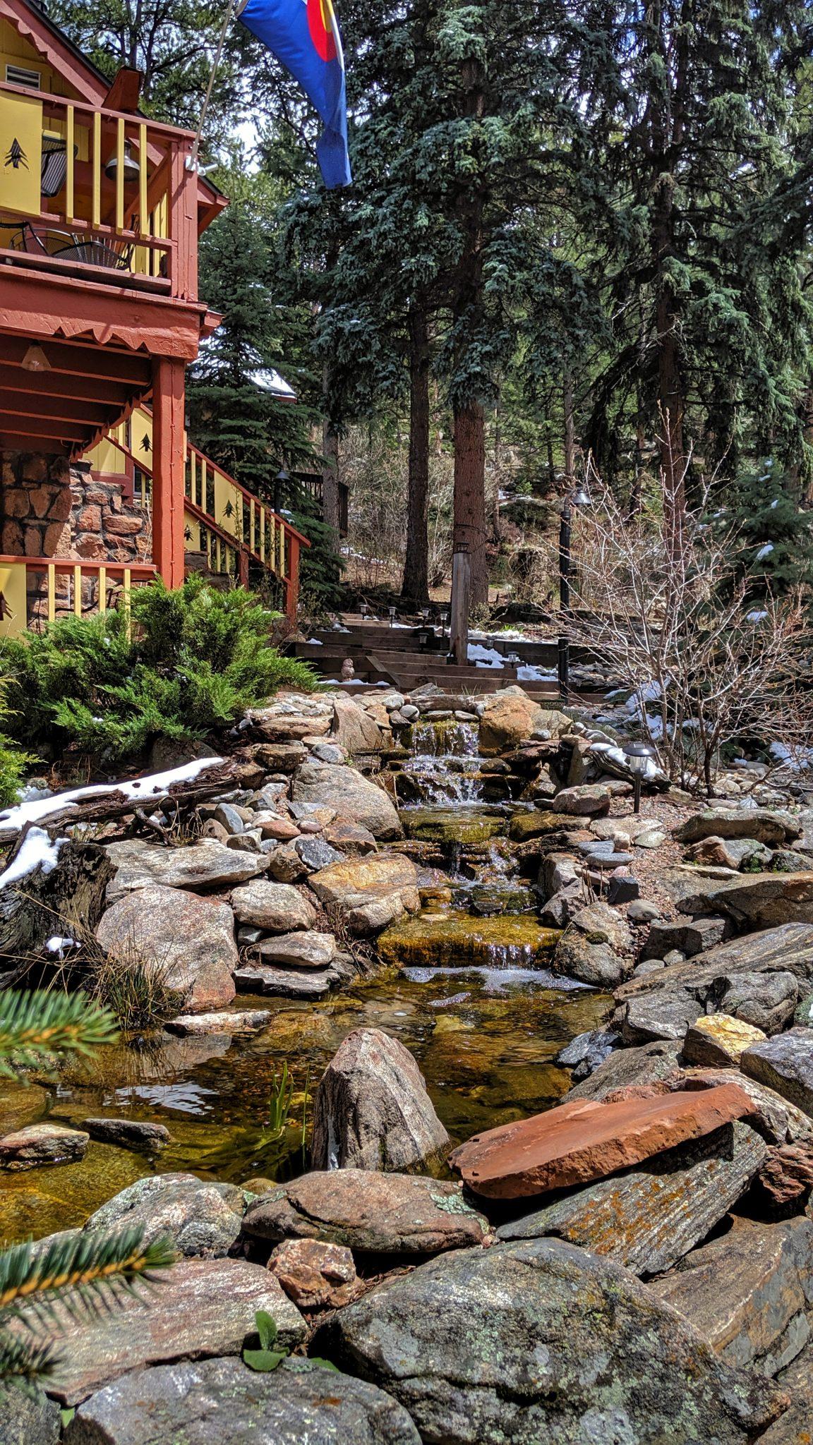 Waterfall - Spring 2019
