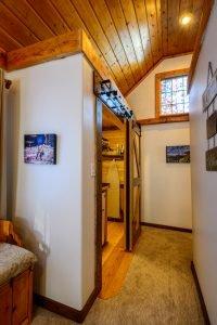 Hallway to Bathroom in Enchanted