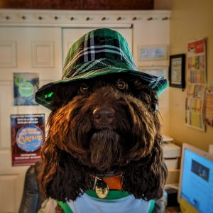 Chica St. Paddy's Day